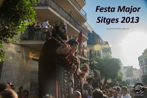 Vídeo de la Festa Major de Sitges 2013