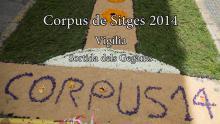 Corpus de Sitges 2014 - Vigília